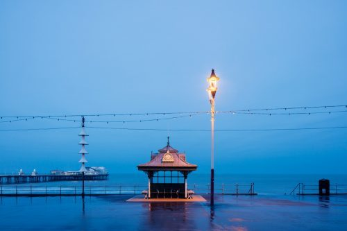Will Scott - Seaside Shelters - BLACKPOOL